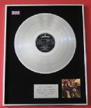 ROD STEWART - Never A Dull Moment PLATINUM LP Presentation Disc